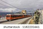 mt. gornegrat  switzerland  ... | Shutterstock . vector #1182231661