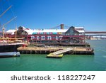 New York City   Aug 29  Pier 17 ...
