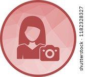 photo  photographer  camera | Shutterstock .eps vector #1182328327