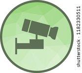 cctv camera icon | Shutterstock .eps vector #1182330511
