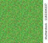 seamless triangle pattern.... | Shutterstock .eps vector #1182334237