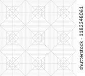 art deco seamless background.   Shutterstock .eps vector #1182348061