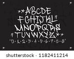 Graffiti Alphabet Font