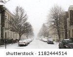 london  united kingdom .heavy... | Shutterstock . vector #1182444514