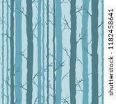 decorative seamless pattern...   Shutterstock .eps vector #1182458641