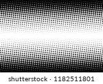 dots background. pop art grunge ... | Shutterstock .eps vector #1182511801