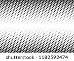 dots background. gradient black ... | Shutterstock .eps vector #1182592474