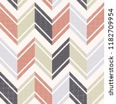 seamless geometric pattern of... | Shutterstock .eps vector #1182709954