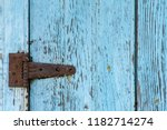 Details Of An Old Barn Entranc...