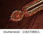 authentic traditional indian...   Shutterstock . vector #1182738811