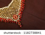 authentic traditional indian...   Shutterstock . vector #1182738841