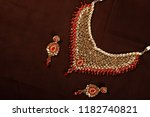authentic traditional indian...   Shutterstock . vector #1182740821