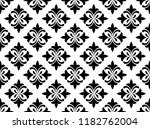 flower geometric pattern.... | Shutterstock .eps vector #1182762004