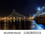 riga  latvia   may 7  2018 ... | Shutterstock . vector #1182803131