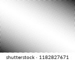 distressed dots background.... | Shutterstock .eps vector #1182827671