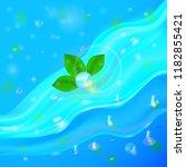 vector illustration background... | Shutterstock .eps vector #1182855421