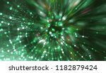 abstract bright green motion... | Shutterstock . vector #1182879424