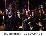 mexico city  mexico   october... | Shutterstock . vector #1182924421