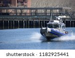 New York Police Boat