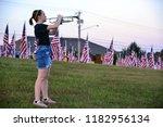 lynchburg  virginia   usa  ... | Shutterstock . vector #1182956134
