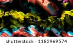 Closeup Of Colorful Abstract...