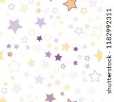 seamless vector repetitive... | Shutterstock .eps vector #1182992311