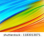 bright abstract background with ... | Shutterstock .eps vector #1183013071