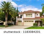single family house  temecula...   Shutterstock . vector #1183084201