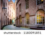 manchester  uk   february 1... | Shutterstock . vector #1183091851