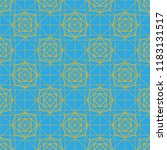 art deco seamless background.   Shutterstock .eps vector #1183131517
