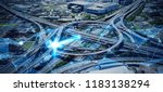 social infrastructure and... | Shutterstock . vector #1183138294