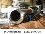 apu means auxiliary power unit. ... | Shutterstock . vector #1183199704