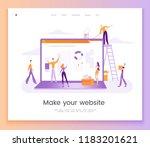 website creation  web design  a ...