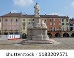 vercelli  italy   8 september...   Shutterstock . vector #1183209571