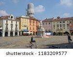 vercelli  italy   8 september...   Shutterstock . vector #1183209577