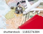 health medical tourism or... | Shutterstock . vector #1183276384
