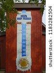 delta junction  alaska   august ... | Shutterstock . vector #1183282504