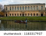 cambridge  uk march 10 2018 ... | Shutterstock . vector #1183317937