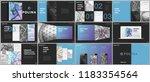 minimal presentations ...   Shutterstock .eps vector #1183354564