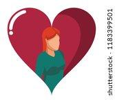 woman avatar faceless   Shutterstock .eps vector #1183399501