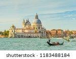 venice  italy   october 25 ... | Shutterstock . vector #1183488184