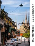 may 08  2013 bangkok  thailand  ...   Shutterstock . vector #1183500067