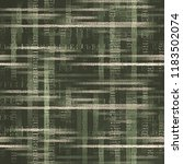 abstract cross stroke graphic... | Shutterstock . vector #1183502074