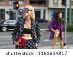 milan  italy   september 19 ... | Shutterstock . vector #1183614817