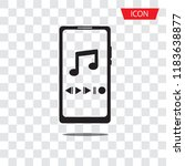 buttons for music playback on...