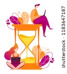 vector illustration of... | Shutterstock .eps vector #1183647187