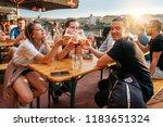 prague  czech republic   may 10 ... | Shutterstock . vector #1183651324