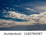 white  grey heavy fluffy ...   Shutterstock . vector #1183784587