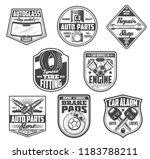car service  auto spare parts... | Shutterstock .eps vector #1183788211