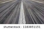 asphalt runway airport... | Shutterstock . vector #1183851151